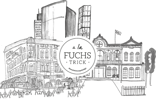 Dienstleistungsdesign à la Fuchstrick